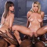 Teen porno duas mulheres em fodas com os machos negros