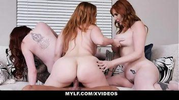 Xvideos grupal com as ruivas dando para os machos